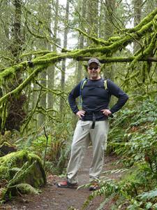 Dr. John LeGat, Hands On Health Care, Eugene, Oregon